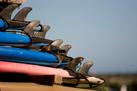 Surf Board Stack