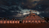 Storm Clouds over the Big Top